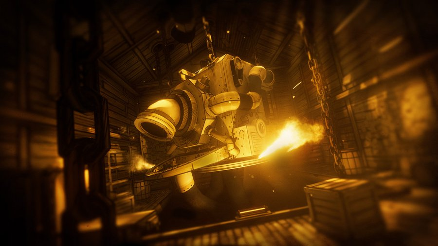 Bendy And The Ink Machine Review - Screenshot 3 of 4