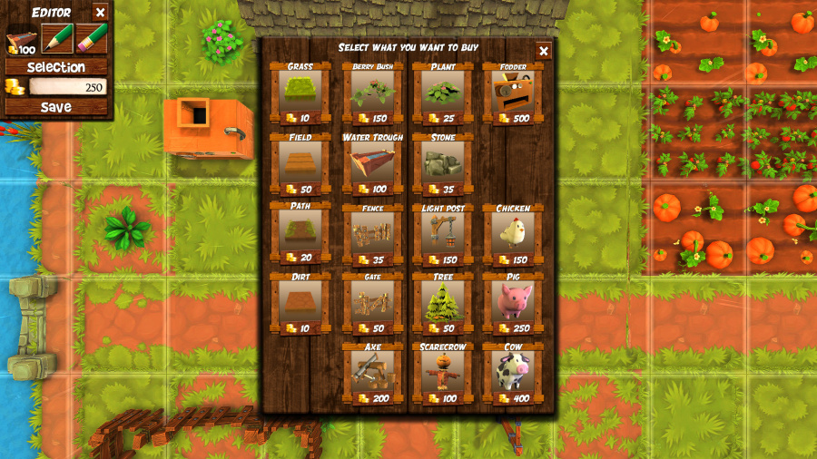 Harvest Life Review - Screenshot 1 of 4