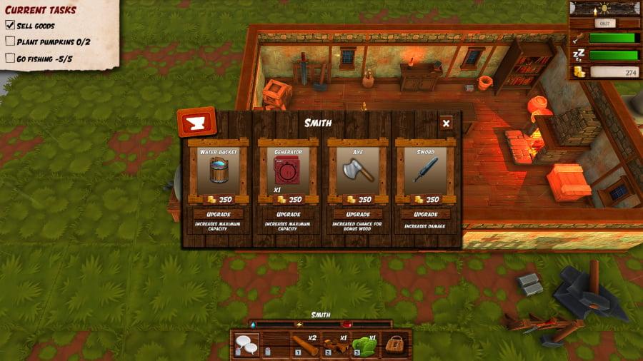 Harvest Life Review - Screenshot 1 of 4