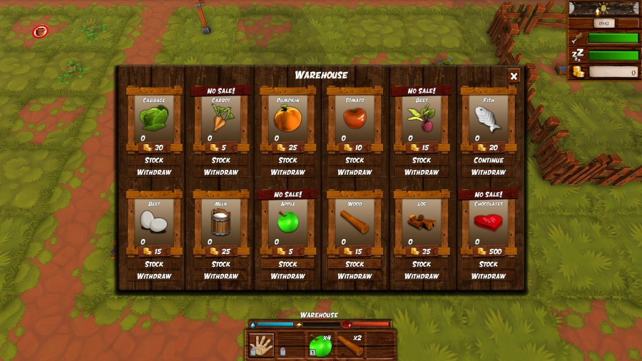 Harvest Life Review - Screenshot 3 of 4