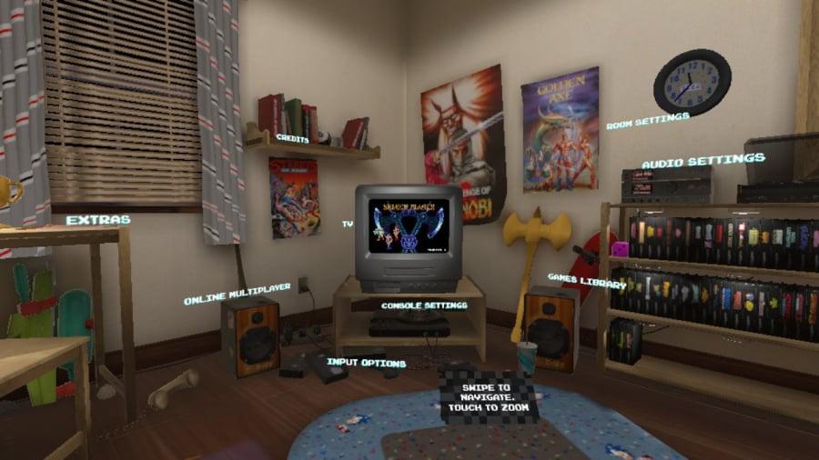 SEGA Mega Drive Classics Review - Screenshot 3 of 6
