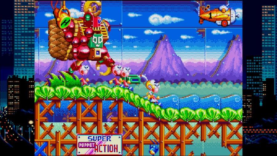 SEGA Mega Drive Classics Review - Screenshot 4 of 6