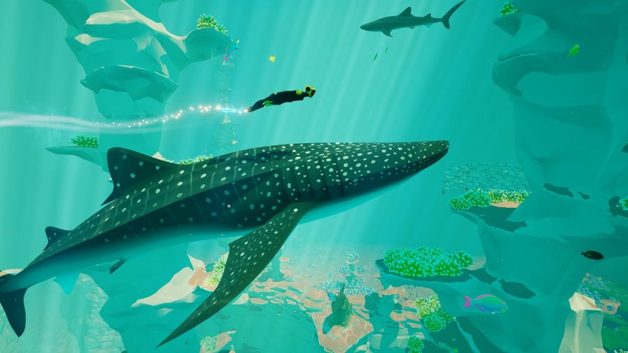 Abzu Review - Screenshot 4 of 5