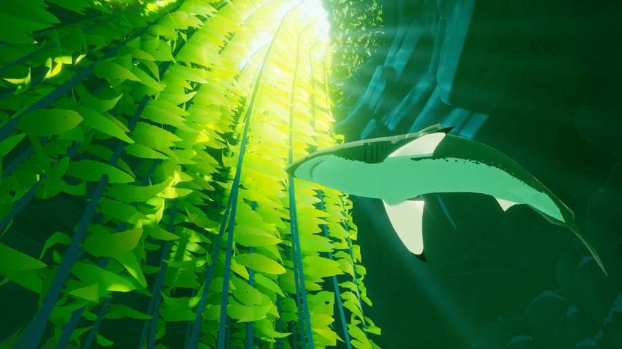 Abzu Review - Screenshot 1 of 5