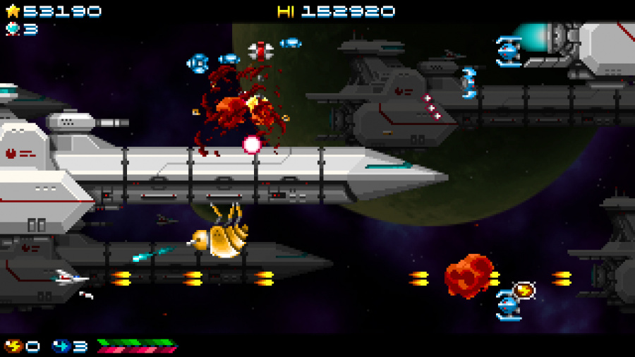 Super Hydorah Review - Screenshot 2 of 4