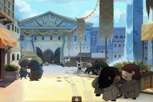 NAIRI: Tower Of Shirin Screenshot
