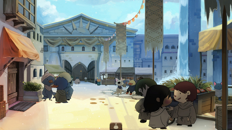 NAIRI: Tower Of Shirin Review - Screenshot 2 of 3