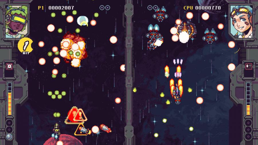 Rival Megagun Review - Screenshot 3 of 7