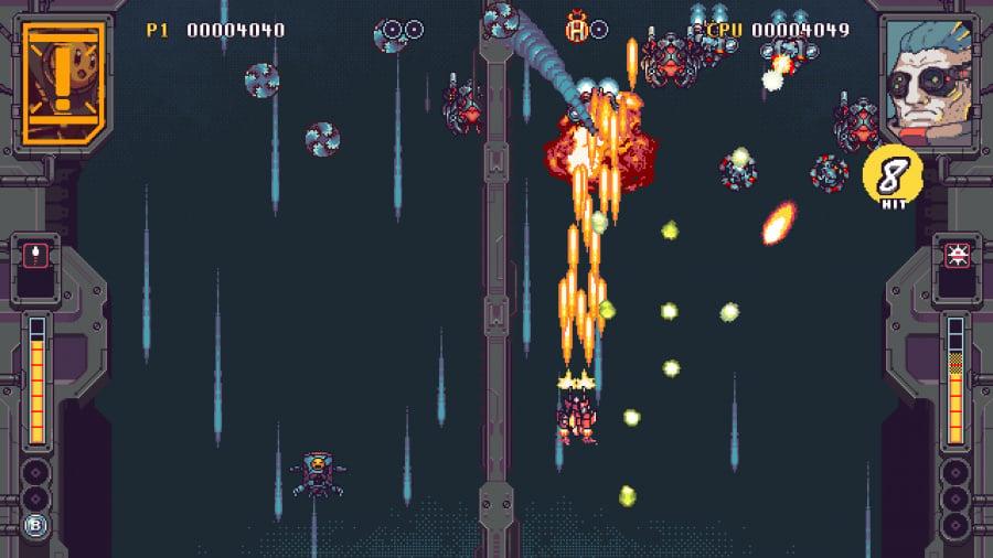Rival Megagun Review - Screenshot 1 of 6