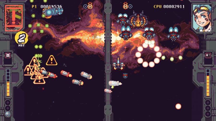 Rival Megagun Review - Screenshot 2 of 7