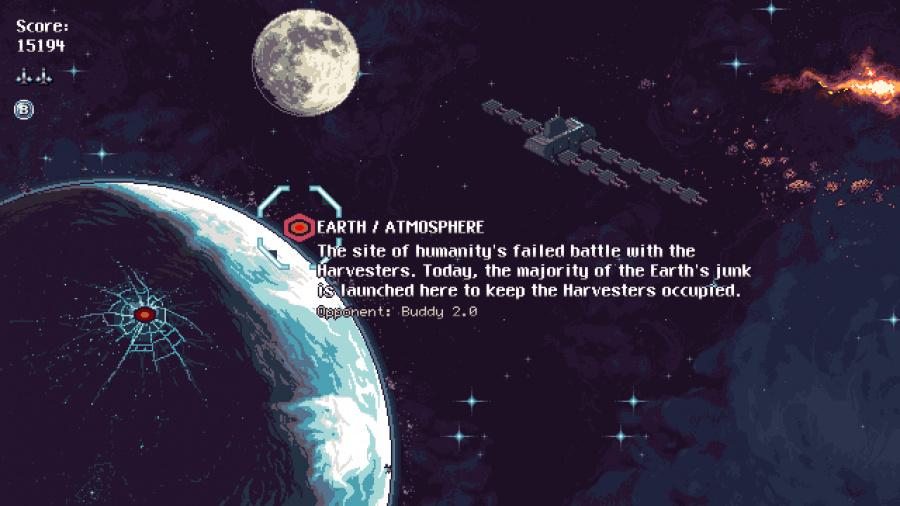 Rival Megagun Review - Screenshot 4 of 7