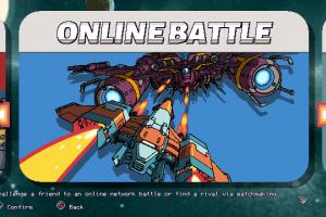 Rival Megagun Screenshot