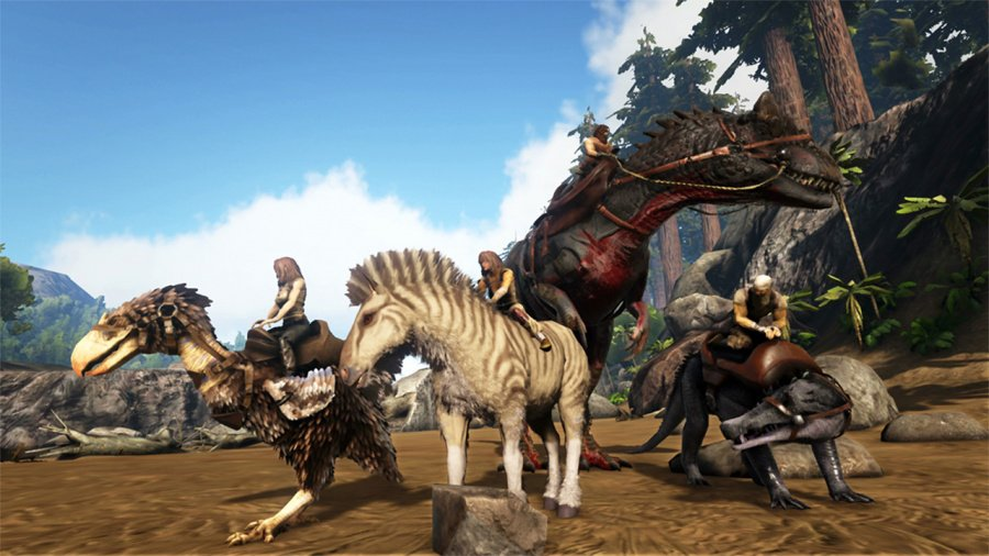 Ark: Survival Evolved Review - Screenshot 1 of 4