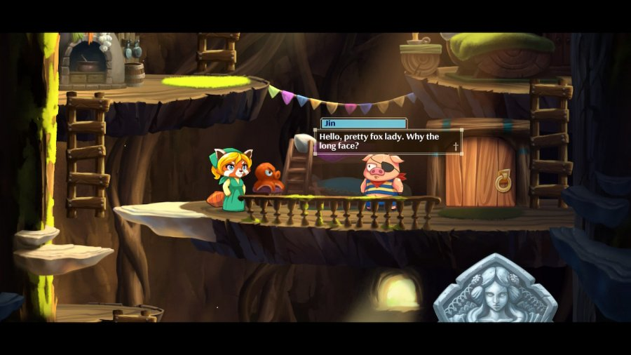 Monster Boy and the Cursed Kingdom Review - Screenshot 1 of 6
