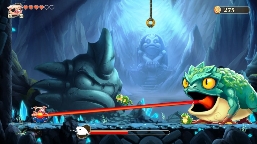 Monster Boy and the Cursed Kingdom Review - Screenshot 5 of 6