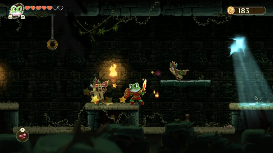 Monster Boy and the Cursed Kingdom Review - Screenshot 2 of 6