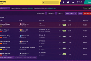 Football Manager 2019 Touch Screenshot