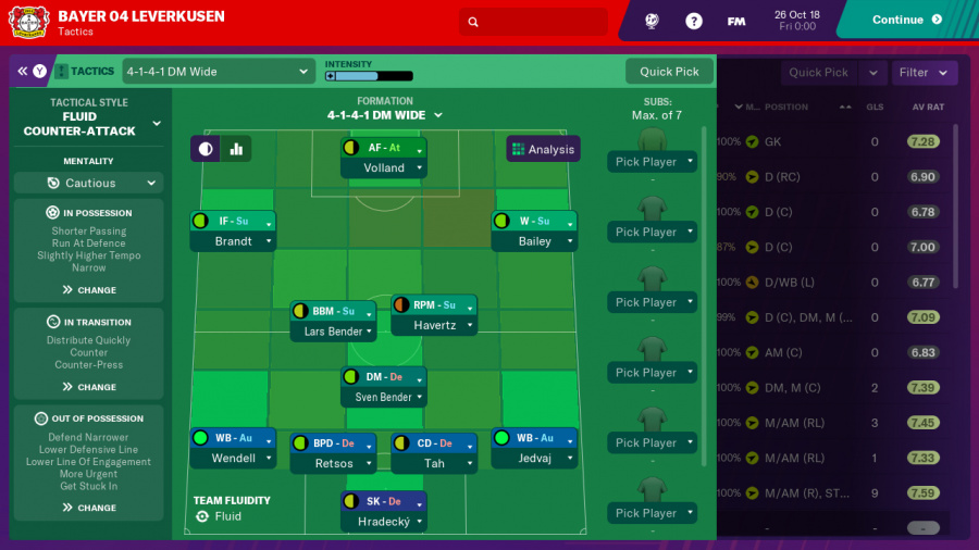 Football Manager 2019 Touch Review - Screenshot 1 of 4