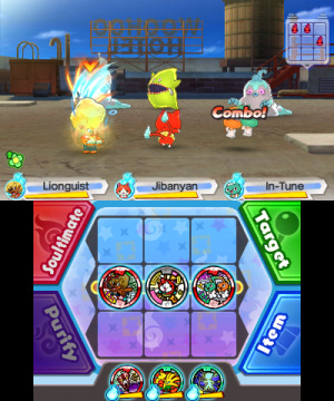 Yo-Kai Watch 3 Review - Screenshot 4 of 5