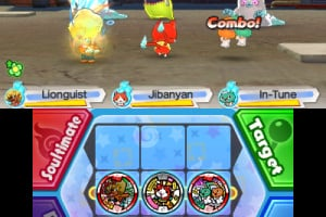 Yo-Kai Watch 3 Screenshot