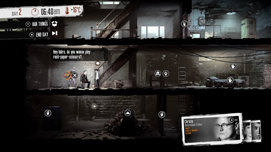 This War of Mine Complete Edition Review - Screenshot 3 of 4