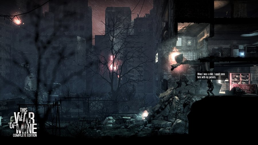 This War of Mine Complete Edition Review - Screenshot 2 of 4