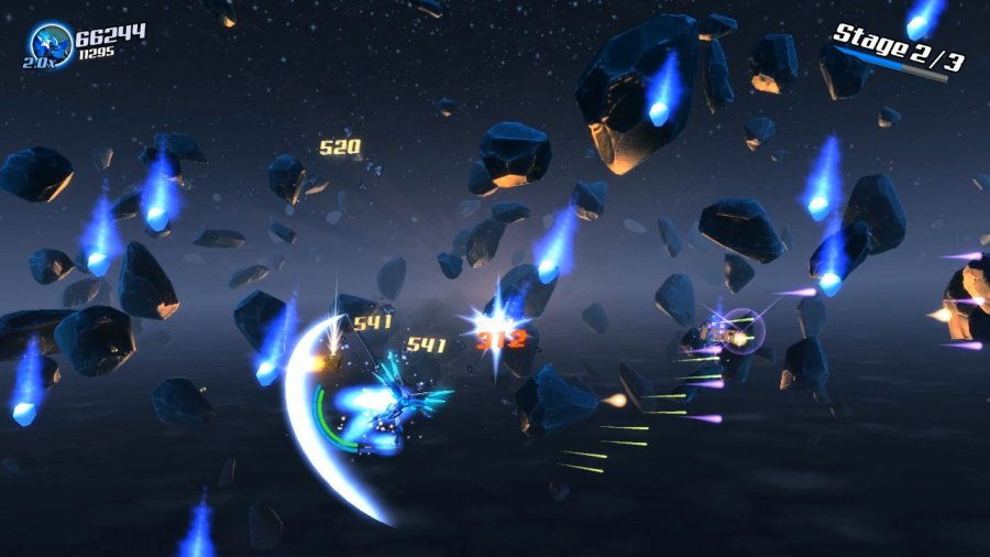Stardust Galaxy Warriors: Stellar Climax Review - Screenshot 5 of 6