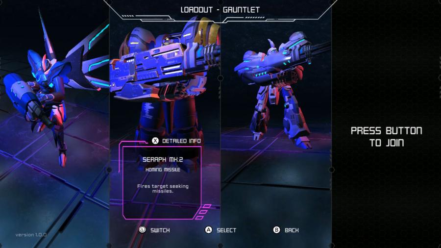 Stardust Galaxy Warriors: Stellar Climax Review - Screenshot 1 of 5