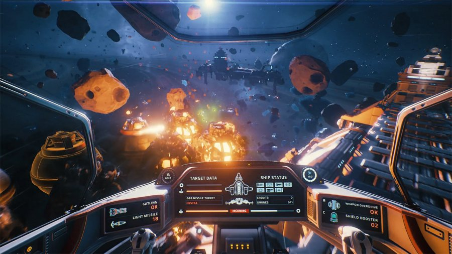 Everspace - Stellar Edition Review - Screenshot 4 of 5
