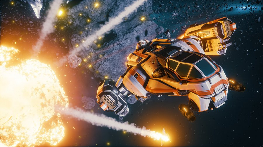 Everspace - Stellar Edition Review - Screenshot 2 of 4