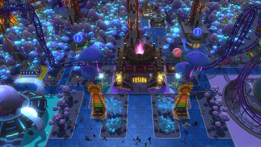 RollerCoaster Tycoon Adventures Review - Screenshot 4 of 4