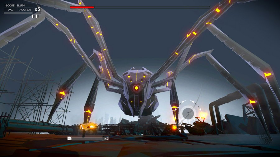 Aaero: Complete Edition Review - Screenshot 1 of 5