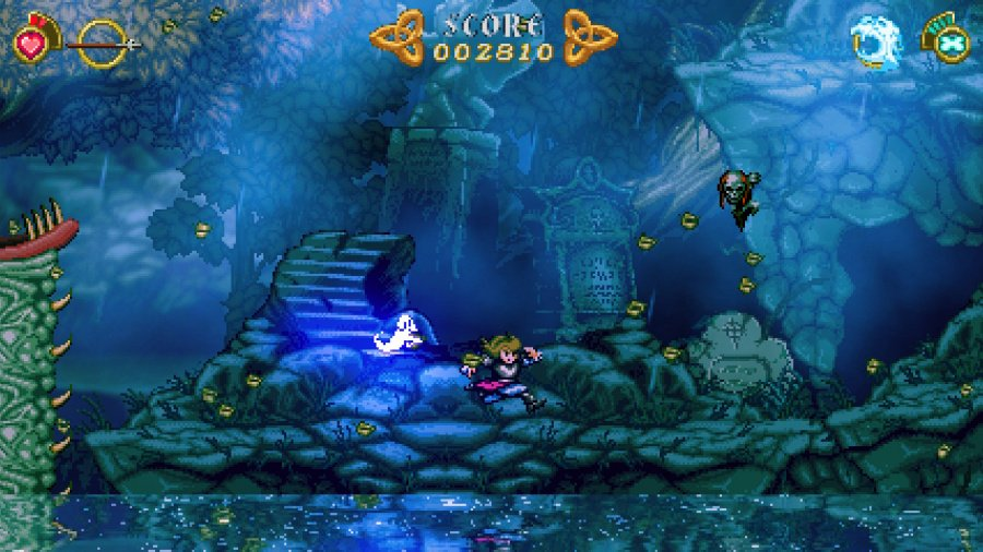 Battle Princess Madelyn Review - Screenshot 4 of 5