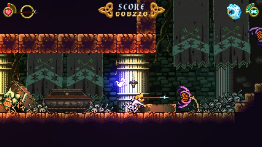 Battle Princess Madelyn Review - Screenshot 1 of 5