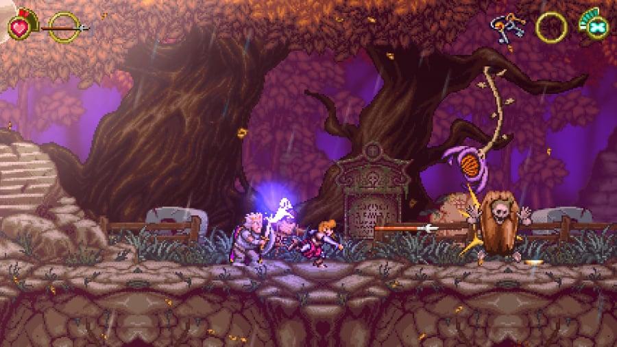 Battle Princess Madelyn Review - Screenshot 3 of 5