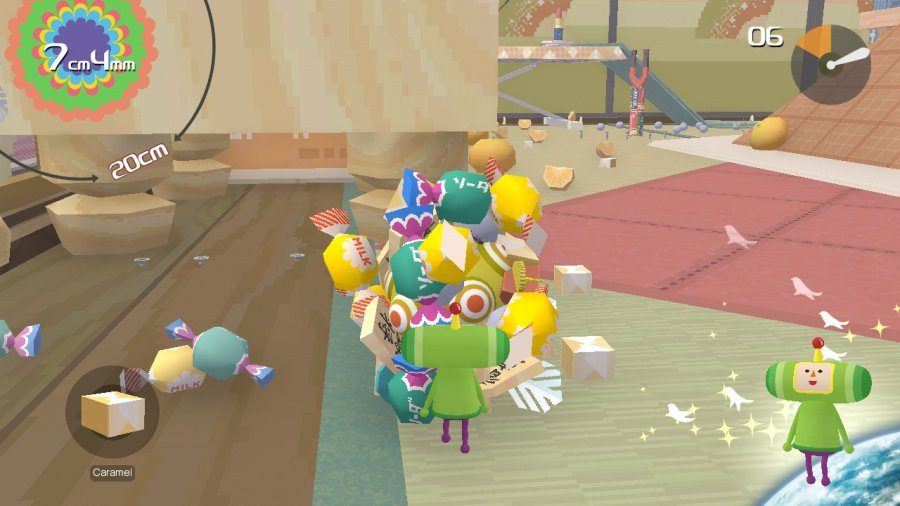 Katamari Damacy REROLL Review - Screenshot 4 of 4