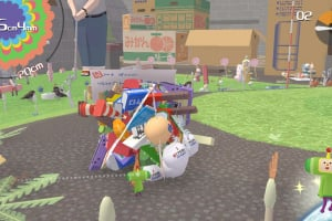 Katamari Damacy REROLL Screenshot