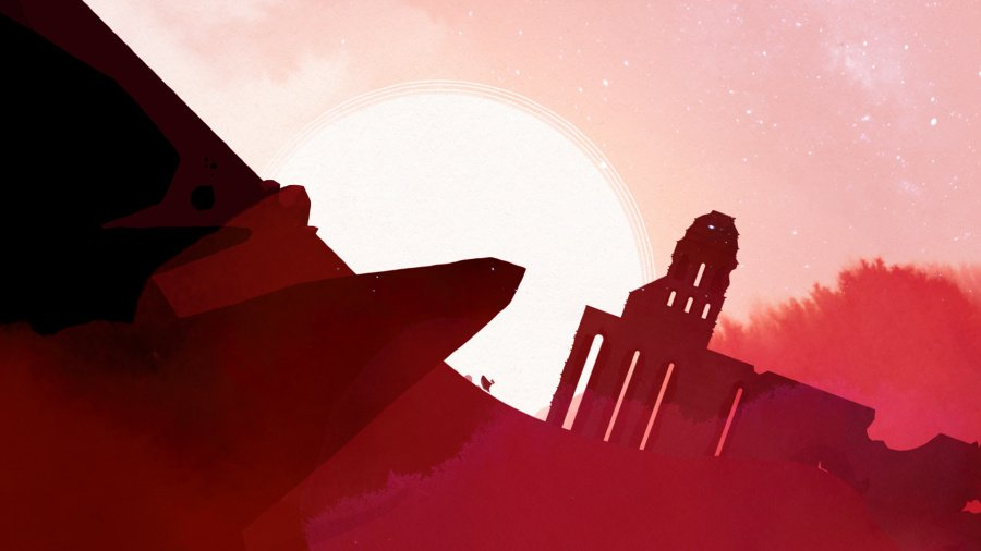 GRIS Review - Screenshot 2 of 5
