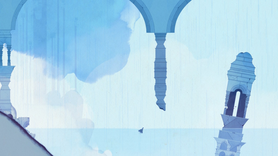 GRIS Review - Screenshot 2 of 6