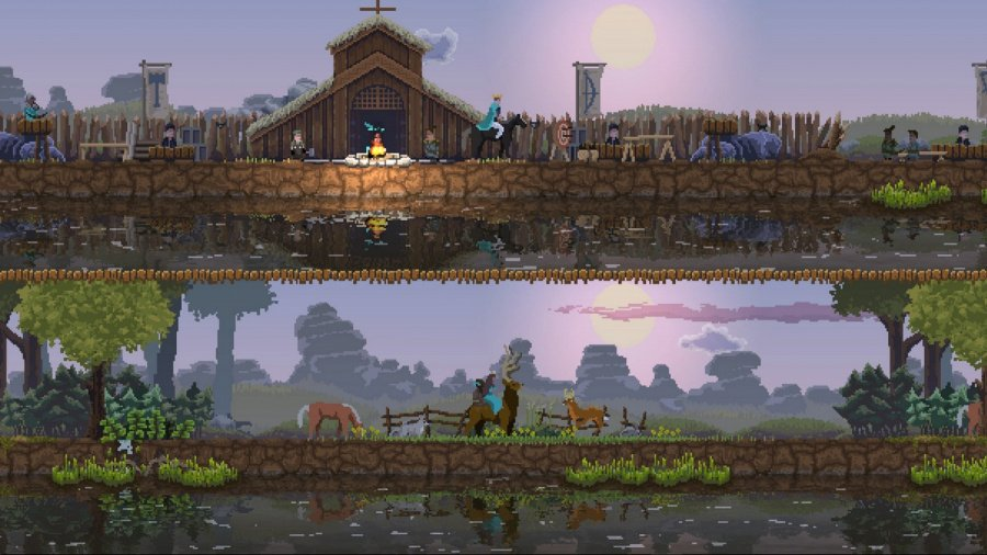 Kingdom Two Crowns Review - Screenshot 4 of 5