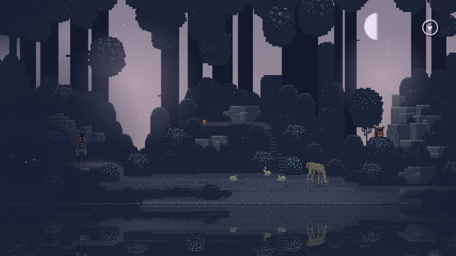 Superbrothers: Sword & Sworcery EP Review - Screenshot 1 of 5