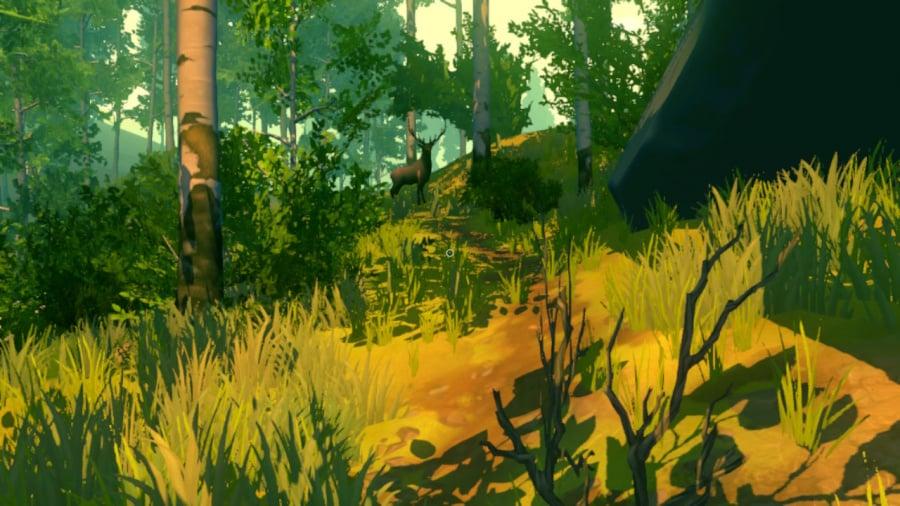 Firewatch Review - Screenshot 3 of 4