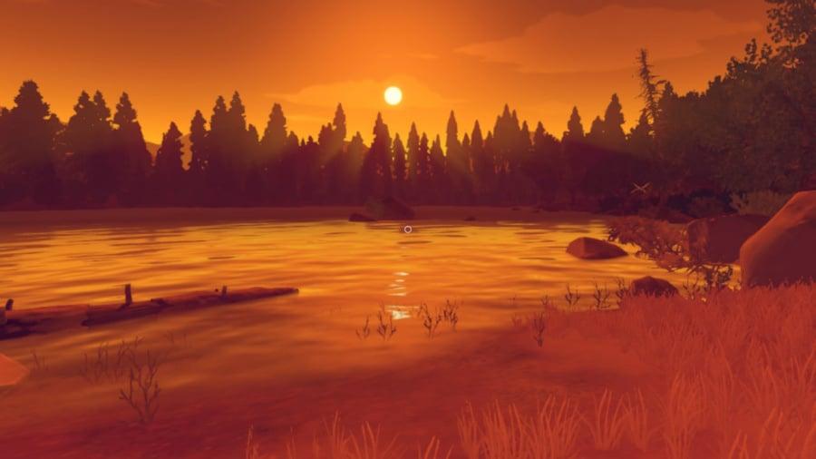 Firewatch Review - Screenshot 2 of 4