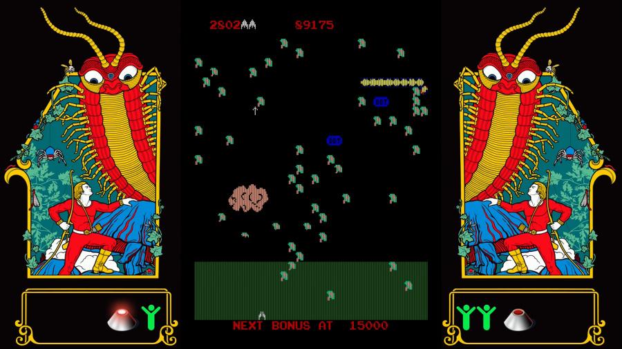 Atari Flashback Classics Review - Screenshot 4 of 5