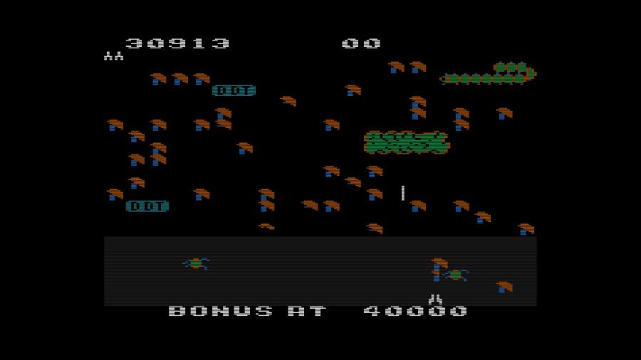 Atari Flashback Classics Review - Screenshot 2 of 5
