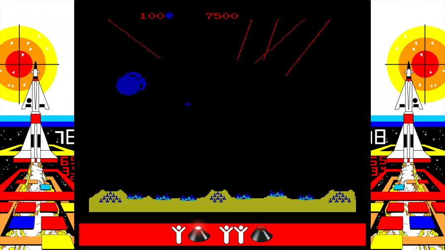 Atari Flashback Classics Review - Screenshot 1 of 5