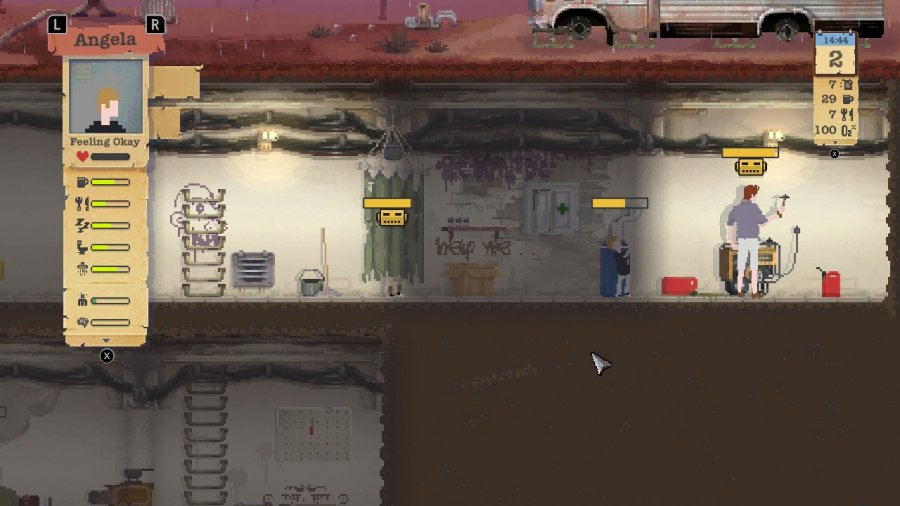 Sheltered Review - Screenshot 2 of 4