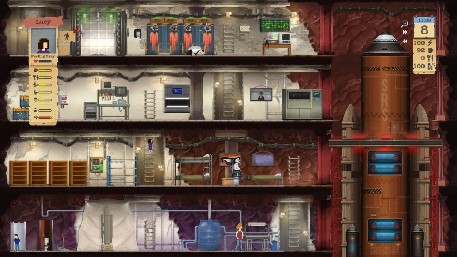 Sheltered Review - Screenshot 1 of 3