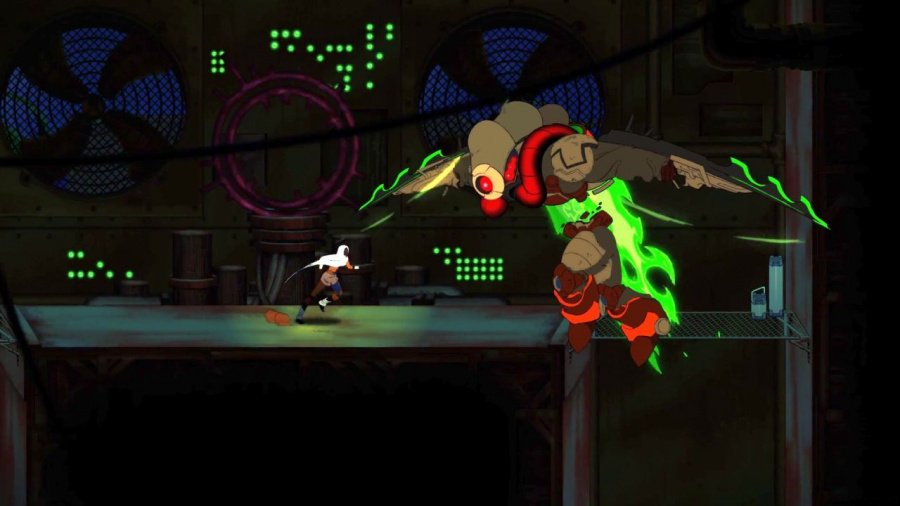 Sundered: Eldritch Edition Review - Screenshot 2 of 7