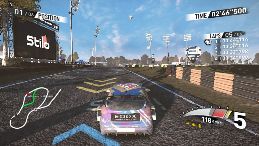 V-Rally 4 Review - Screenshot 3 of 5